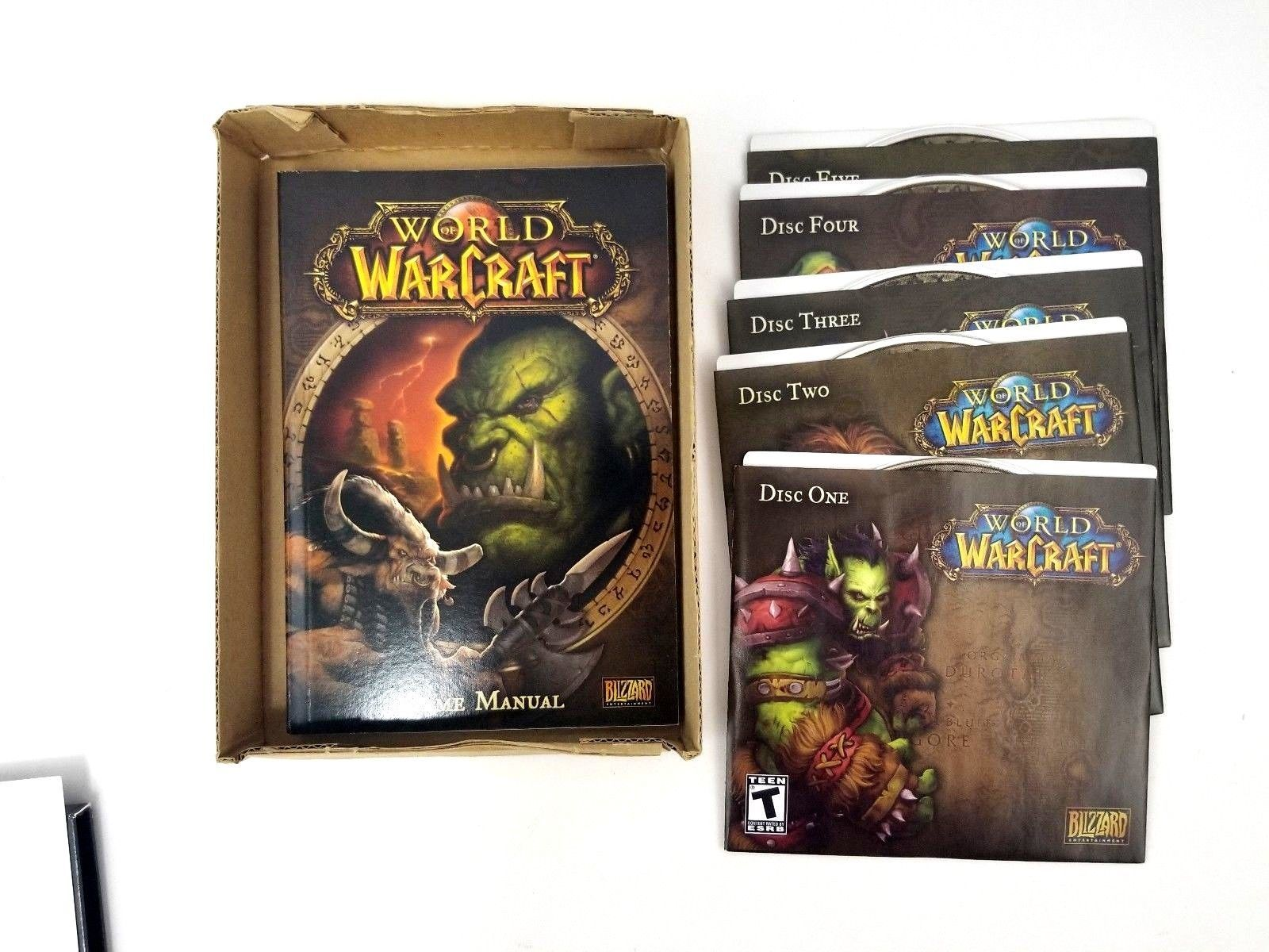 World of Warcraft PC Game for Windows 2000 XP & Mac Blizzard Entertainment New image 2