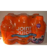 Joint Juice Glucosamine Chondroitin Drink Blueberry & Acai 6 Pack Best b... - $13.96