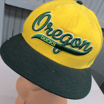 Oregon Ducks New Era Snapback Baseball Cap Hat - ₹1,174.14 INR
