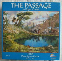 The Passage by Roger Cooke 1000 Piece Puzzle - $9.99