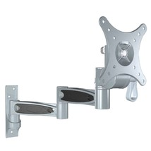 "Pyle PSWLB371 Universal Swivel Motion Triple Arm 10-24"" TV Wall Mount - $37.95"