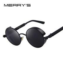 MERRY'S Vintage Women Steampunk Sunglasses Bran... - $15.67 - $15.83
