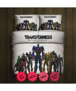 Transformers Blanket Large & 2 Pillow Cases #125437083 ,125437084  (2) - $83.00
