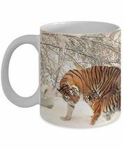 Tiger Mom Creative Photo Coffee Mugs 11oz For Mother Grandma Sister Daughter - $19.75