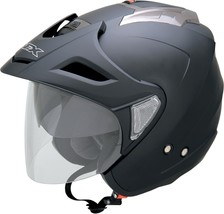 Afx FX-50 Solid Helmet Black 2XL - $109.95