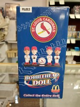 St. Louis Cardinals Albert Pujols MLB Baseball 2002 McDonald's Bobblehead New - $14.84