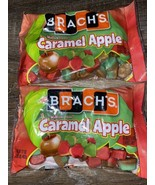 Brach's ~ Caramel Apple Fall Candy Mellowcreme 2-Bags 17 oz. ~ Expires 0... - $23.36