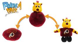 NFL Washington Redskins Football Plush Mascot Reversible Unisex Stuffed ... - $20.99