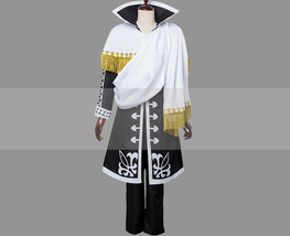 Customize Fairy Tail Zeref Dragneel Emperor Outfit Cosplay Costume Buy - $149.00