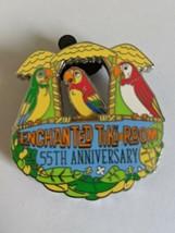 Enchanted Tiki Room 55th Anniversary DLR Disneyland Resort LE Disney Pin - $25.23