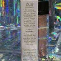 NIB Jouer Longwear Lip Creme ROSE GOLD Metallic With Matte Finish 6mL image 3