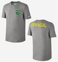 Nike Men's Team Brasil Short Sleeve T Shirt - NWT - $19.99