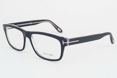 Primary image for Tom Ford 5320 005 Black Eyeglasses TF5320 005 56mm