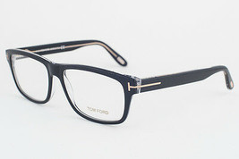 Tom Ford 5320 005 Black Eyeglasses TF5320 005 56mm - $175.42