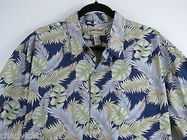Cooke Street Honolulu Hawaiian Button Up Shirt Men's Size XL - $24.70