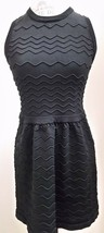 Romeo & Juliet Couture Black BodyCon Stretch Sleeveless Dress Size Medium - $18.81