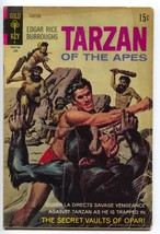 Tarzan Of The Apes 200 Gold Key 1971 VG - $6.94