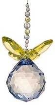 Crystal Expressions Acrylic 5.5 Inch Facet Ball Butterfly Ornament/ Sun-... - €13,52 EUR