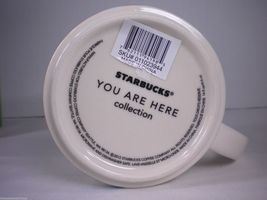 Starbucks Chicago You Are Here Collection Mug Cup NEW in Box Skyline, L Train image 7