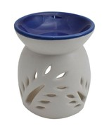 Aroma Oil Diffuser Burner Candle Tart Melt Warmer Essential Aromatherapy... - $13.00
