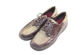 NIKE Mens Size 11 Made Jibe Premium Brown Dark Cinder Casual Sneakers Shoes - £42.98 GBP