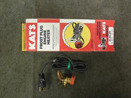 KAT'S K4CR ENGINE BLOCK HEATER 10404 image 1