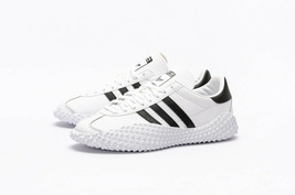 Adidas Original Country X Kamanda Schuhe Weiß/Schwarz - $133.53