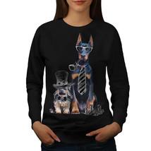 Sir Cute Funny Dog Jumper Puppy Love Women Sweatshirt - $18.99