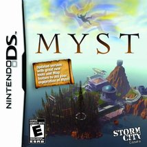 Myst - Nintendo DS [video game] - $18.95