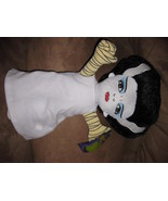 "BRIDE OF FRANKENSTEIN Brand New Licensed Plush NWT Tags 14"" Toy Factory - $11.99"