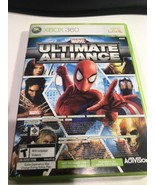 Marvel Ultimate Alliance & Forza Motorsport 2 Dual Pack (Xbox 360) Teste... - $13.54