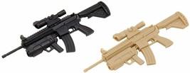 WAVE 1/12 AW-002 AR-416 2in1 Assault Rifle 2 Set 5cm Model Kit KM-033 w/Track# - $31.66