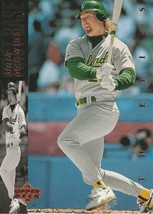 1994 Upper Deck #67 Mark McGwire - $0.75