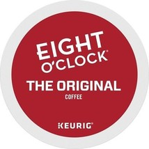 Eight O'Clock The Original Coffee Coffee, 96 count K cups, FREE SHIPPING !! - $59.83