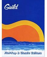 ORIGINAL Vintage 1976 Guild Flat-top Classic Guitars Catalog - $27.86