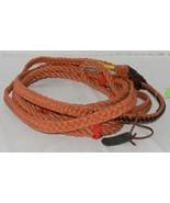 Unbranded Steer Rope PAXX DP 12916 Orange New Tags On Item - $74.99