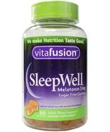 Vitafusion Sleep Well Melatonin Gummies, 3 Mg, 60 Ct - $28.39