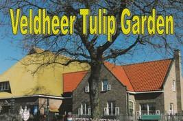 Postcard Veldheer Tulip Garden Store Holland Michigan Unused - $5.93