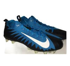 Nike Alpha Menace Pro Low TD Football Cleats Men's Teal Black 918187-005 Size 16 - $34.60