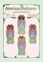 American Perfumer and Essential Oil Review, October 1913 - Art Print - $19.99+