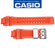 Genuine CASIO G-SHOCK Watch Band Strap GWA-1100R-4A GW-A1100R-4 Orange R... - $80.75