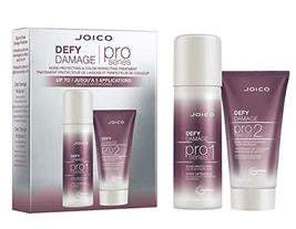 Joico Defy Damage Pro Series Try Me Kit - $25.20