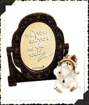 """Boyds Purrstone Frame """"Purrcila Prissybuns"""" #271601-1E-NIB-RETIRED - $19.99"""