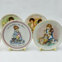 Avon Mothers Day Plates Set of 11 with Easels 1981-1991 image 9