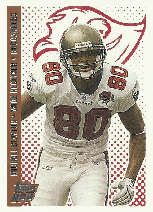 2006 Topps Draft Picks and Prospects #62 Michael Clayton
