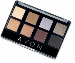 Avon True Color 8 in 1 Eyeshadow Palettes in Not so Natural - $14.85