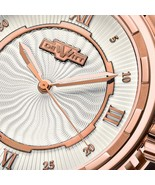 DeWitt 18K Rose Gold Twenty-8 Eight Gent's Automatic Watch. White Cream ... - $12,950.00
