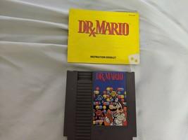 Dr. Mario (Nintendo Entertainment System, 1990) FREE SHIPPING - $14.99
