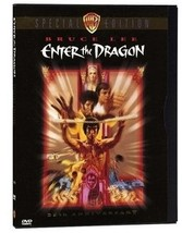 DVD - Bruce Lee Enter the Dragon (25th Anniversary Edition) DVD  - $4.17