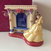 Disney beauty and the Beast 3D Photo Frame Photo Stand Figure Ornament - $64.35